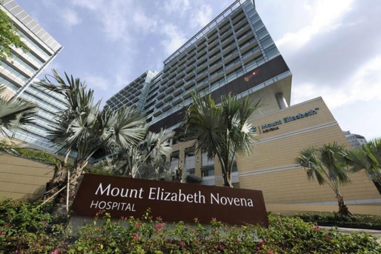 Mount Elizabeth Novena