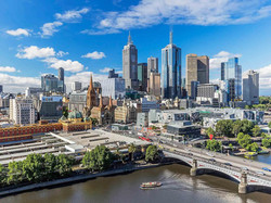 Melbourne is where we are based