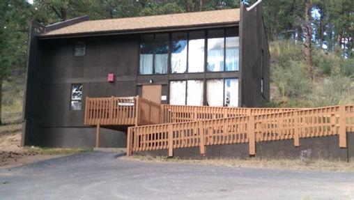 Colorado Lions Camp Dormitories