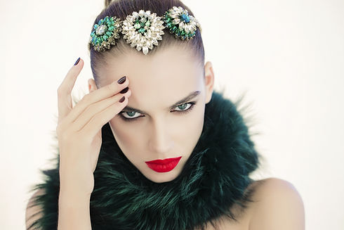 Fur And Jewels