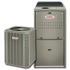 Lennox Furnace and Air Conditioner Installed