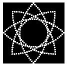 Mandala çiçek