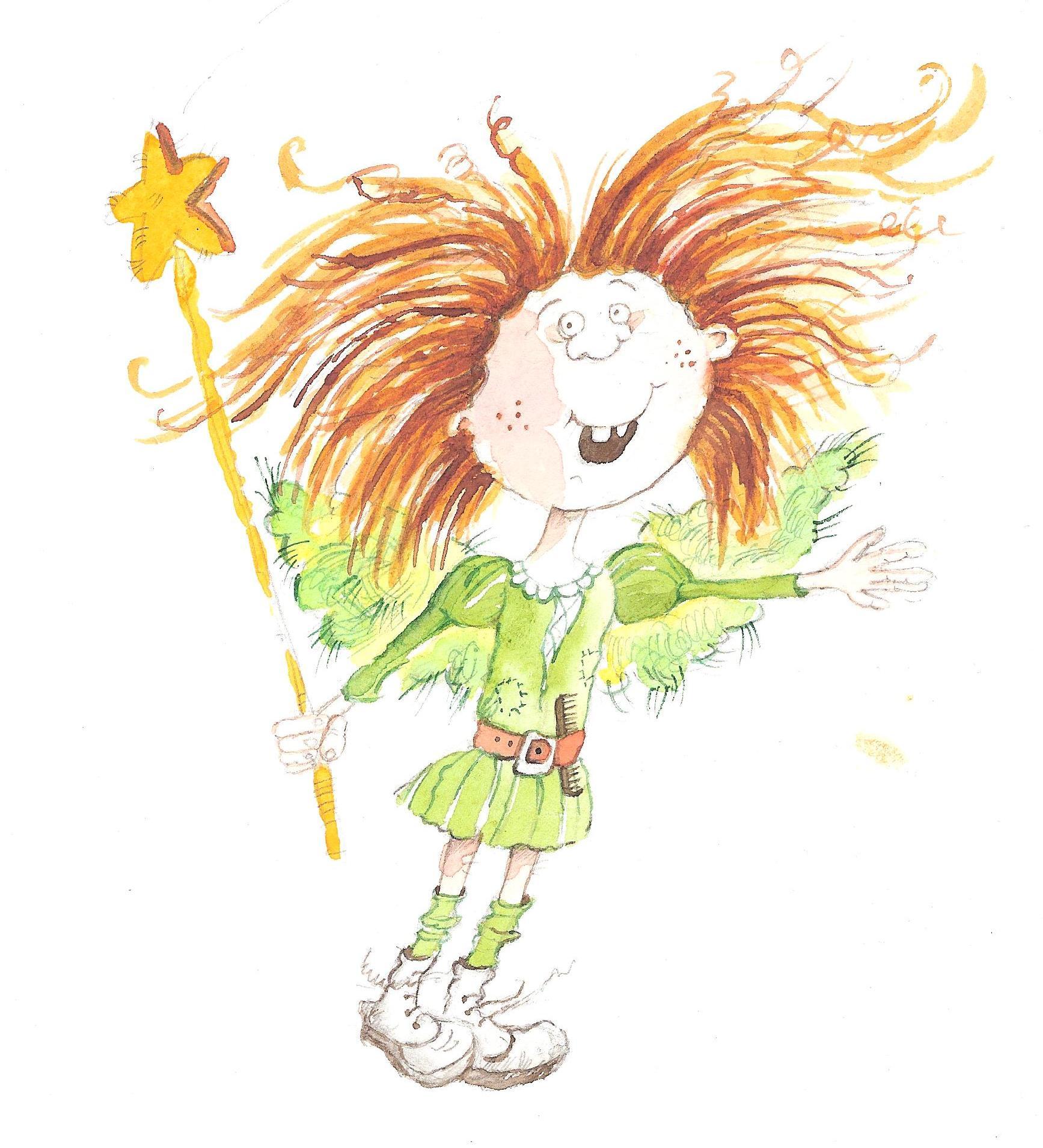 Hairy-Fairy