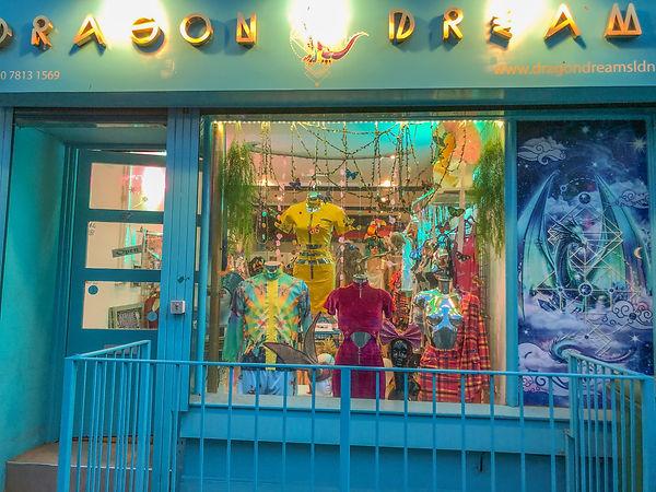 Dragon Dreams Store Shopfront