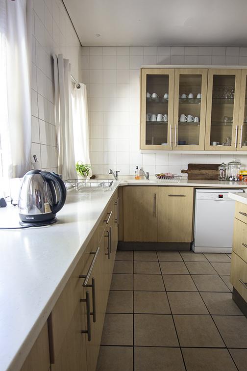 Les cuisines