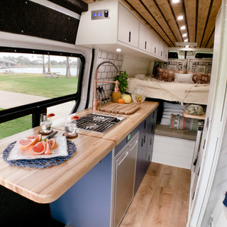 """Converted Sprinter 170"""" Extended"""