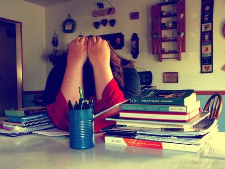 איך לעזור לילד עם לחץ וחרדת מבחנים - תיאור מקרה