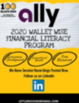 Copy of Personal Finance Workshop Flyer