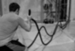 A photo of man training | 1Solidcore personal trainer
