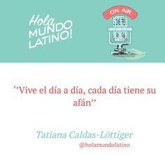 Dichos de Tatiana