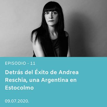 11 - Detras del exito de Andrea Reschia.
