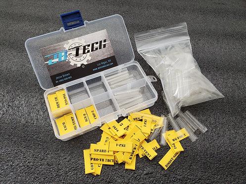 Basic Heatshrink Label Kit