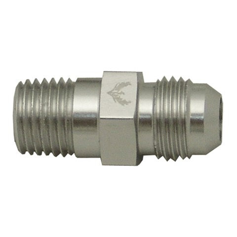 Straight Flare to NPT Adapter