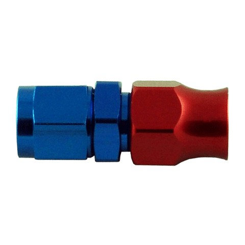 Reusable Straight PTFE Swivel Hose End