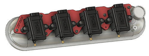 LS IGN1A (Holley Smart) Coil Brackets
