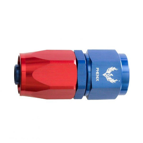 Straight Full Swivel Compression Hose End