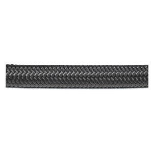 Black Nylon Braided Hose