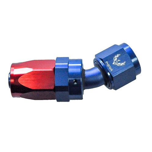 30° Swivel Hose End
