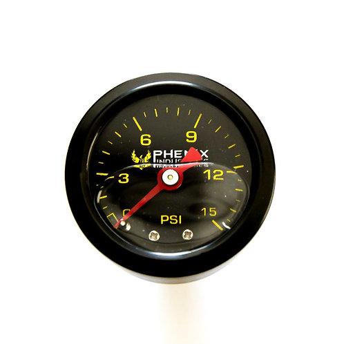 Carbureted Fuel Pressure Gauge