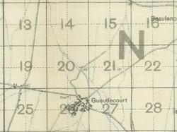 War Diary Mar 1917