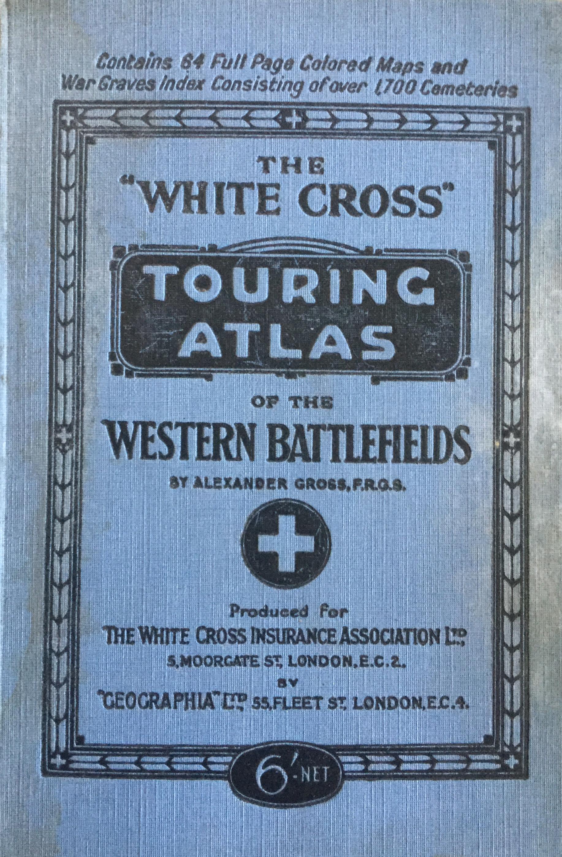 White Cross Touring Atlas