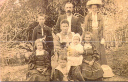 William and family