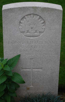 Arthur's Headstone