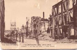 Ypres Postcard