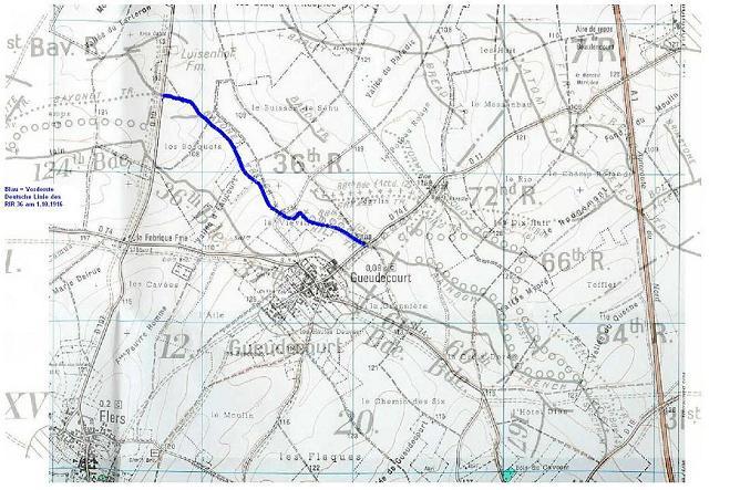Bayonet / Hilt Trench