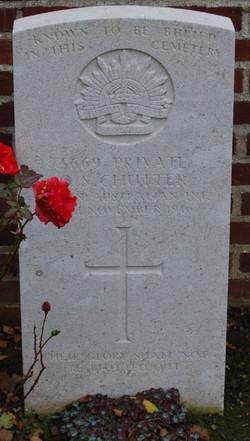 George's Headstone