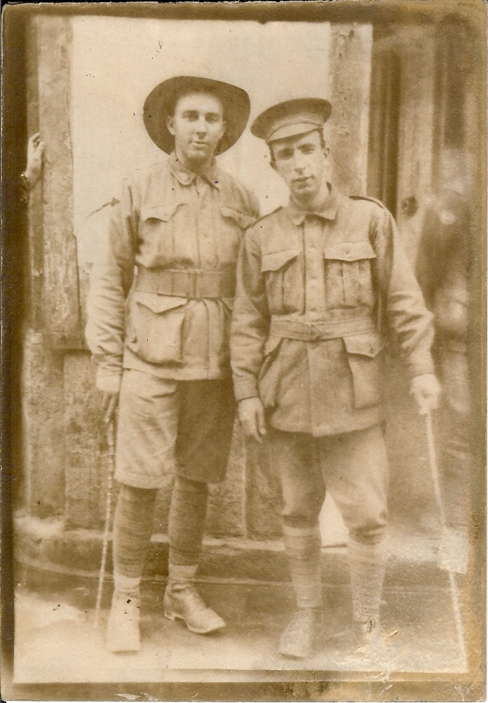 Cyril and Roy Waghorn