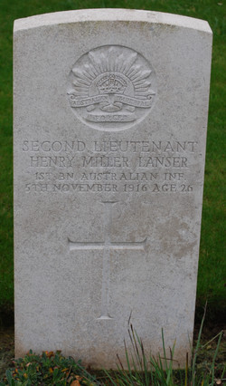 Henry's Headstone