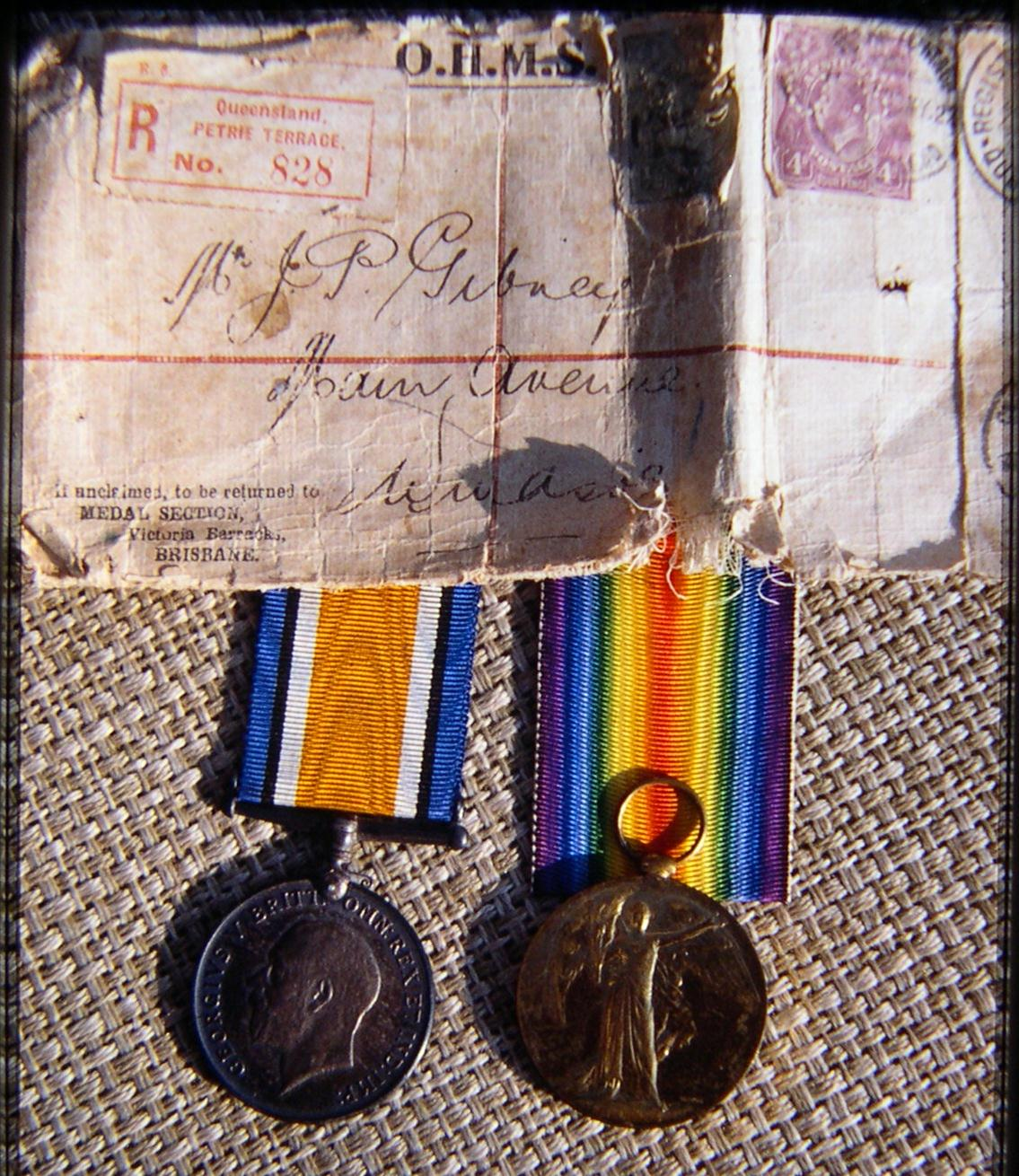 William's Medals