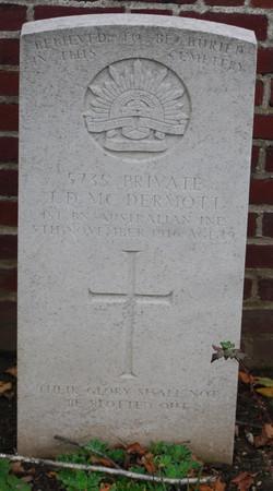 John's Headstone