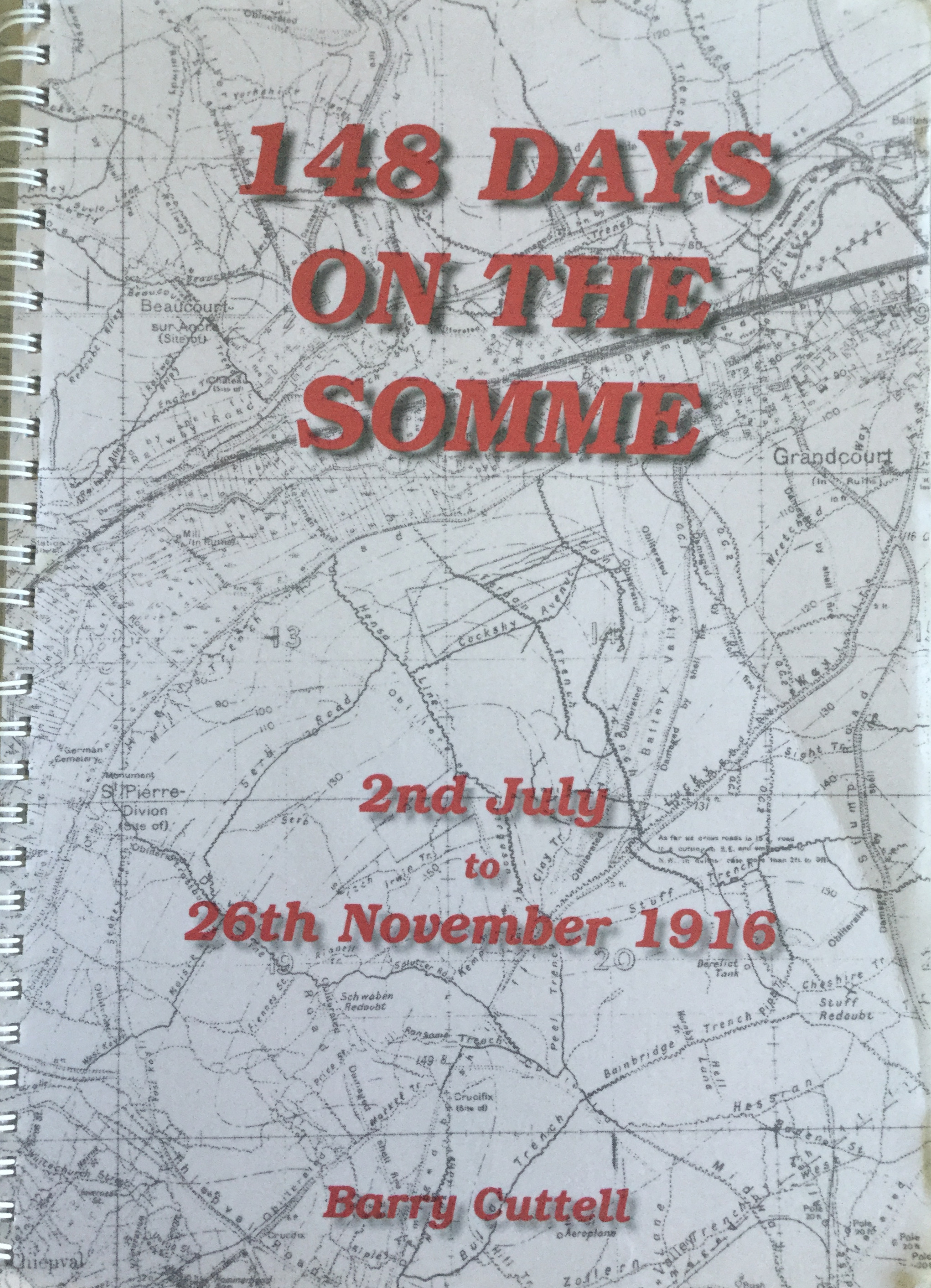 148 Days on the Somme
