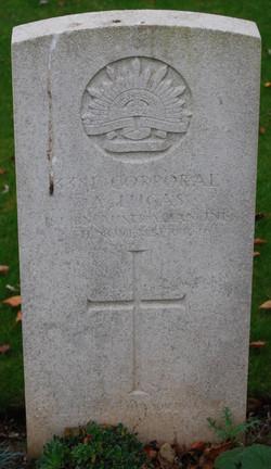 Alfred's Headstone