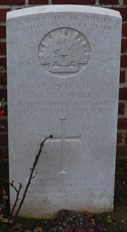 Albert's Headstone