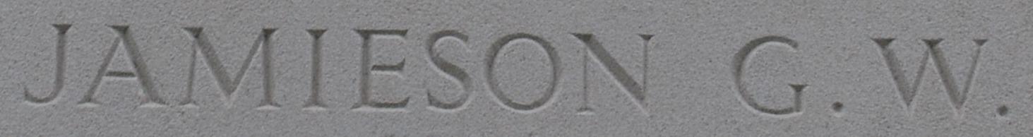 George's name