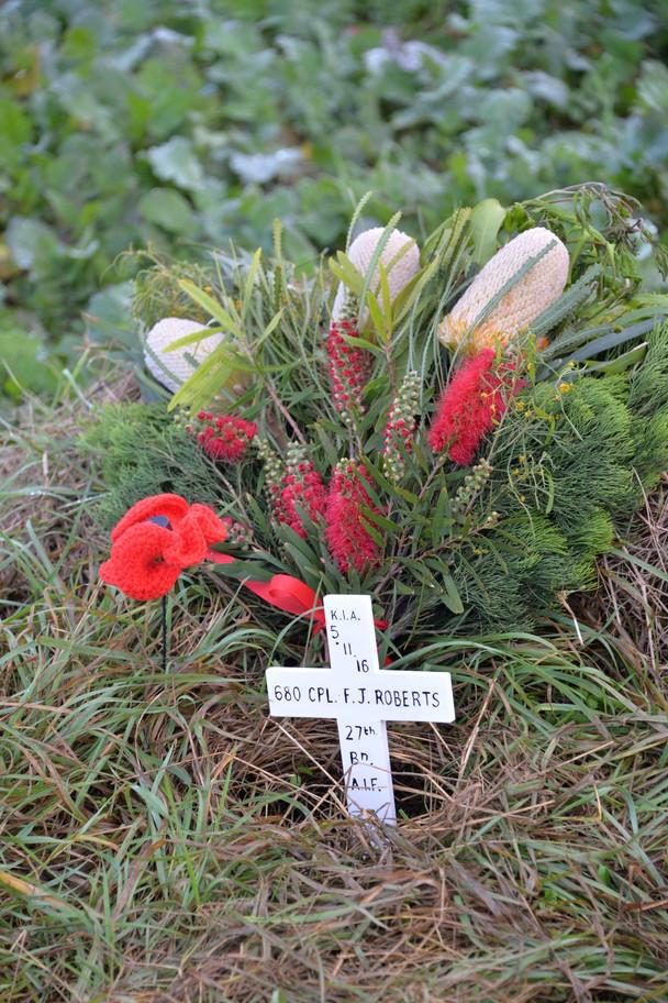 Remembering FJ Roberts (27th Batt)