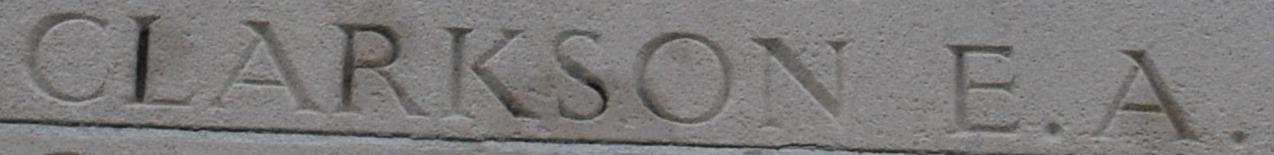 Ernest's name