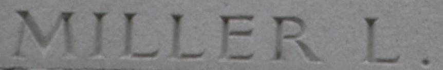 Leslie's name