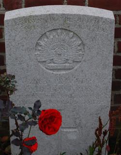 Archibald's Headstone