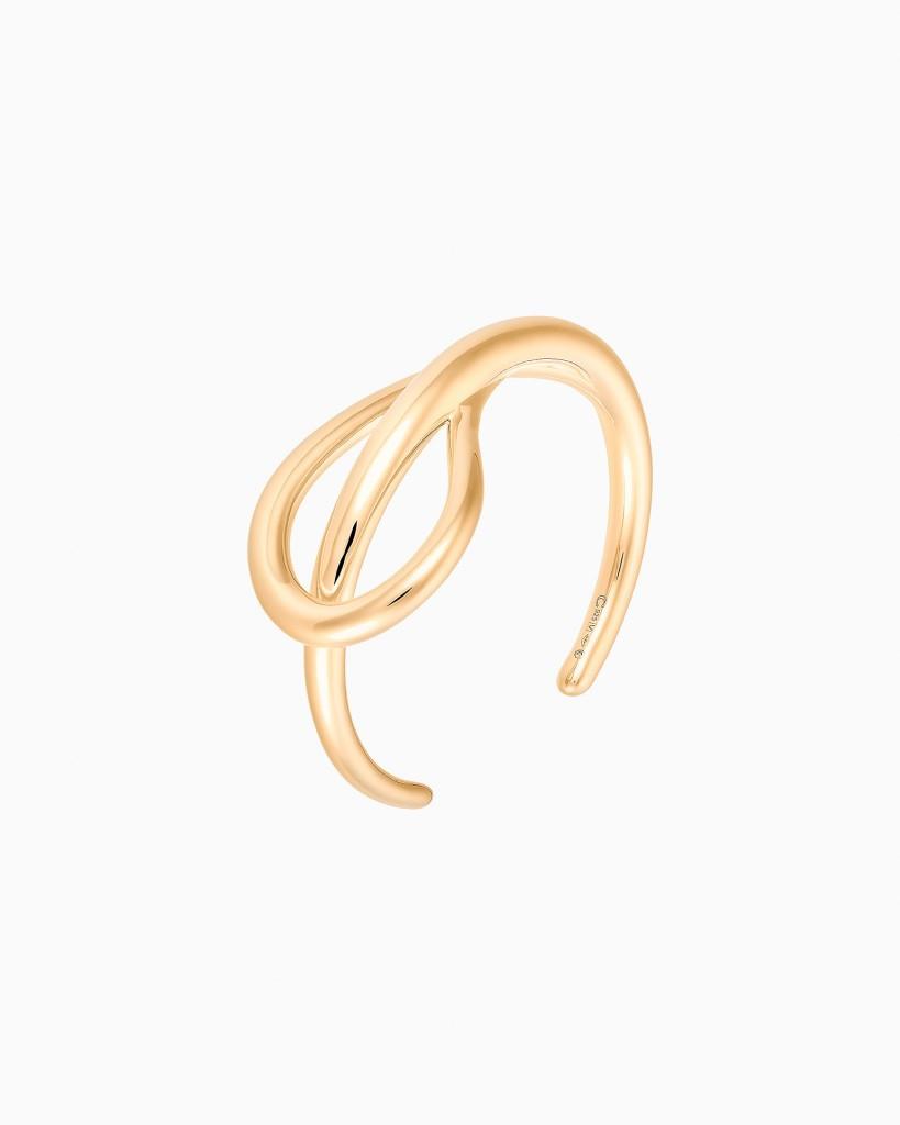 Bracelet Needle en vermeil de la marque Charlotte Chesnais