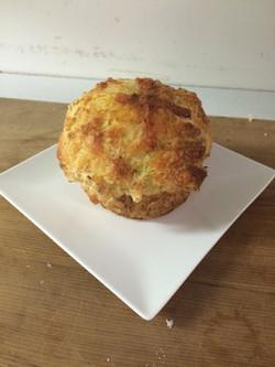 Hawaiian Muffin