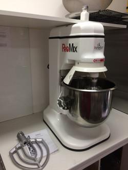 New mixer! Just fits