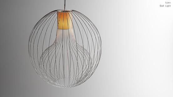 Icaro Ball Light