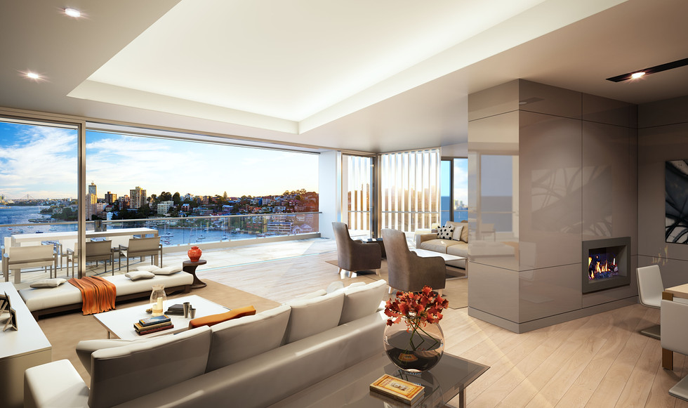 CliffStreet Balcony