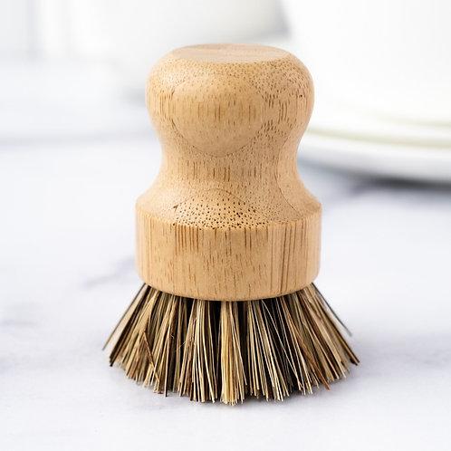 Moso Bamboo Pot Scrubber