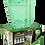 Thumbnail: 6-8 Gallon Compostable Medium Garbage Bags 50ct