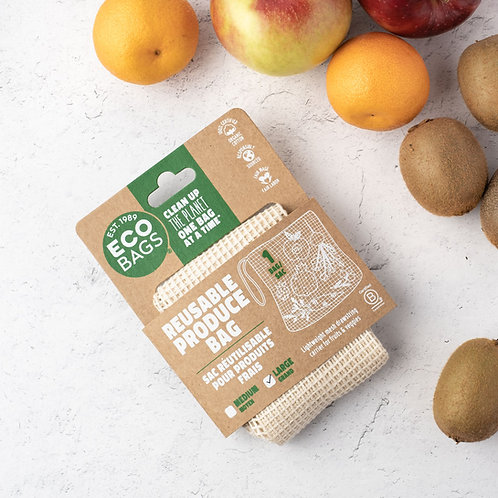 Large Reusable Mesh Produce Bag